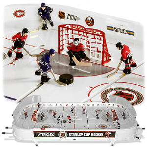 Stiga NHL Table Hockey Game - Toronto and Detroit