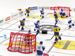 Stiga Playoff Table Hockey Game - Canada and USA [71-1144-09 ...